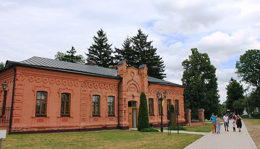 Музей Василя Кочубея в Батурині
