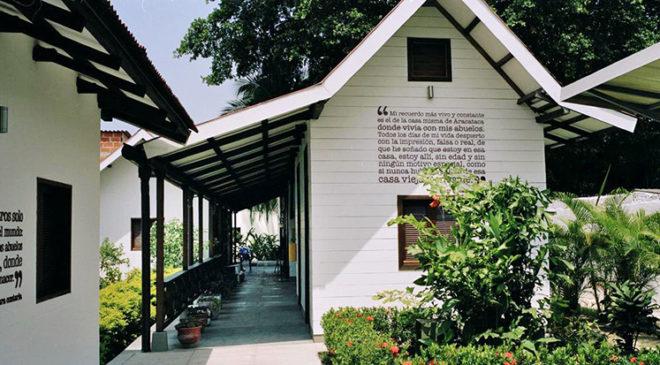 Музей Габріеля Гарсії Маркеса