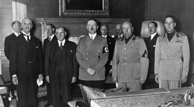 Зустріч у Мюнхені