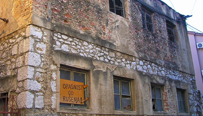 Балканський клінч (Частина 2. Зрешетована Боснія, понівечена Герцеговина)