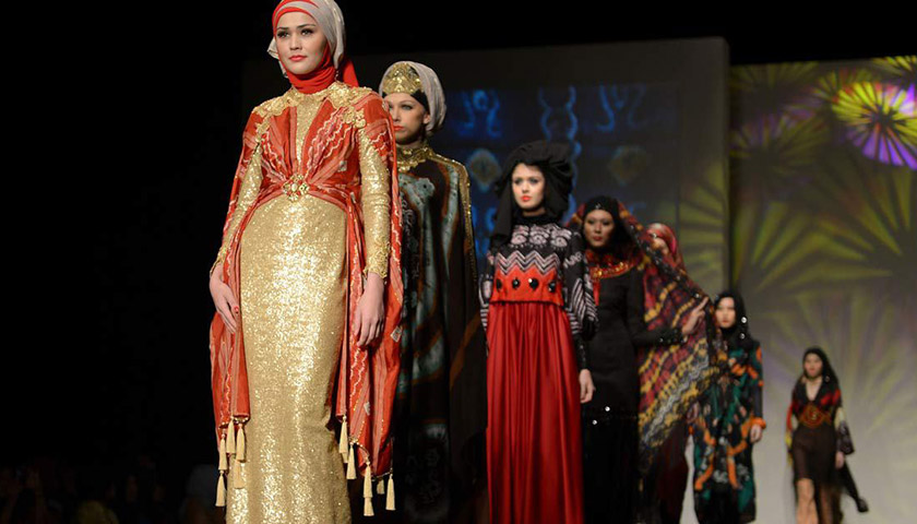 Жіноча мода в Ірані