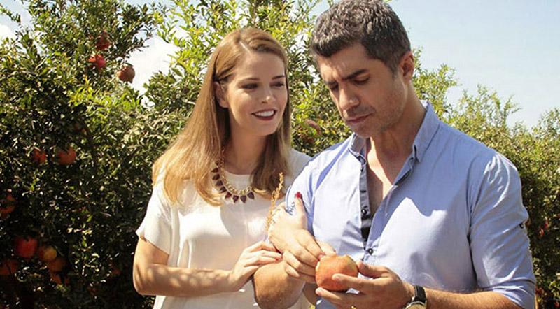 Кадр із серіалу «Кохання проти долі»