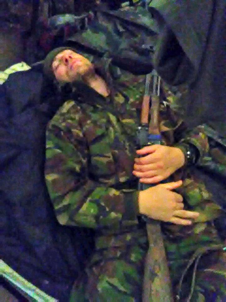 Сон солдата