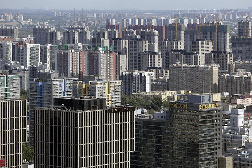 Темпи будівництва житла у Китаї