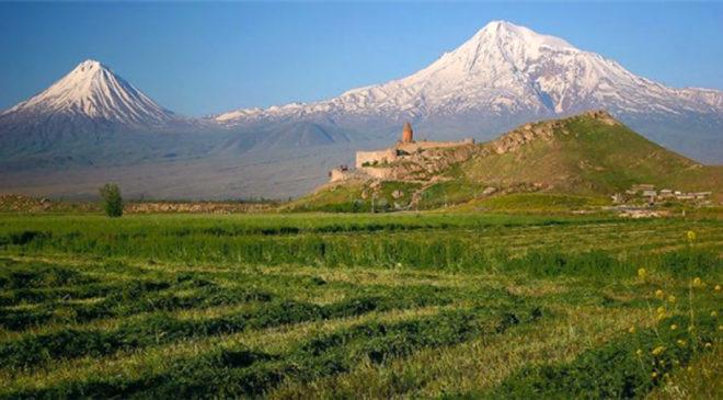 Малий і Великий Арарат
