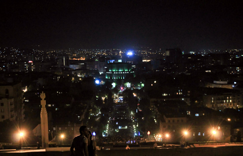 Вечірній Єреван