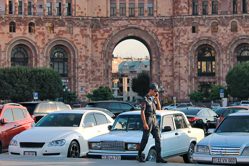 Вірменський поліцейський
