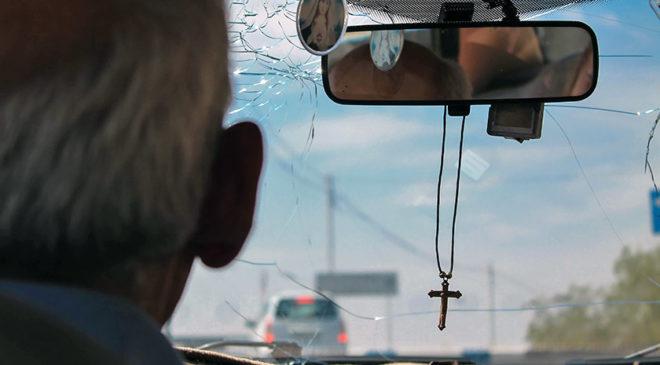 Цей таксист поки що «на коні»