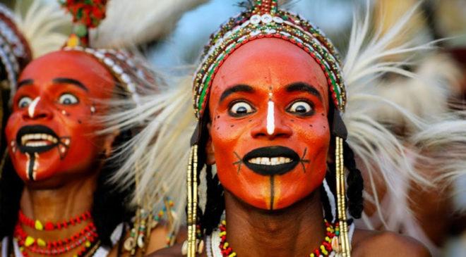 Краса – найвища цінність племені Водабе