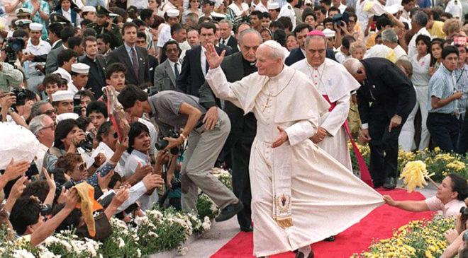 Візит Івана Павла ІІ в Мексику