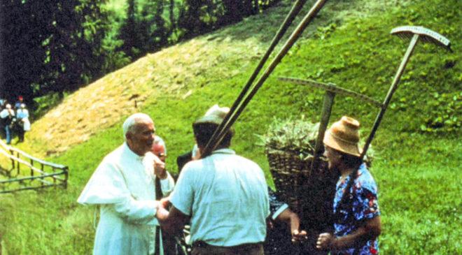 Розмова з селянами
