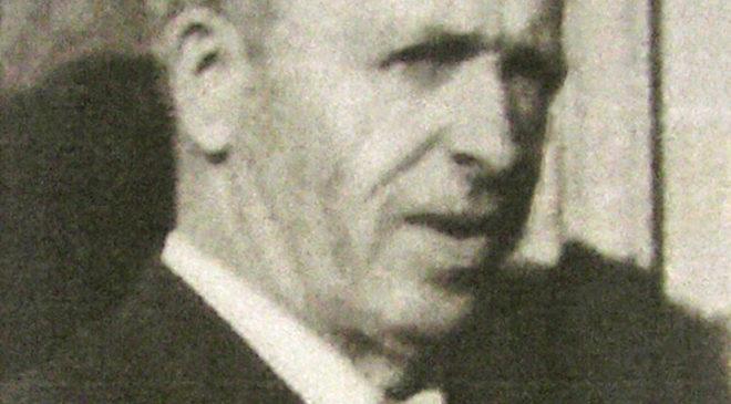 Дмитро Аріч (1915–1971), режисер негостинського театрального гуртка з 1949 р.