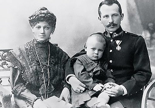 Мати і батько Кароля Войтили