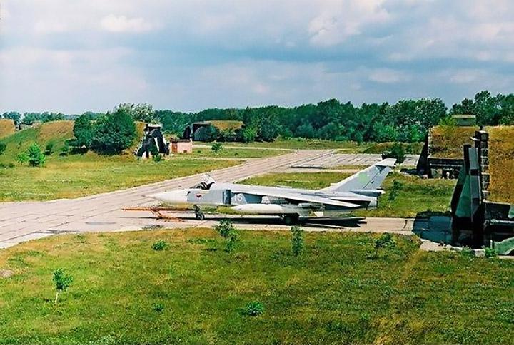 Військовий аеродром у Чорткові