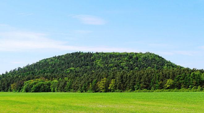Божа гора поблизу Почаєва