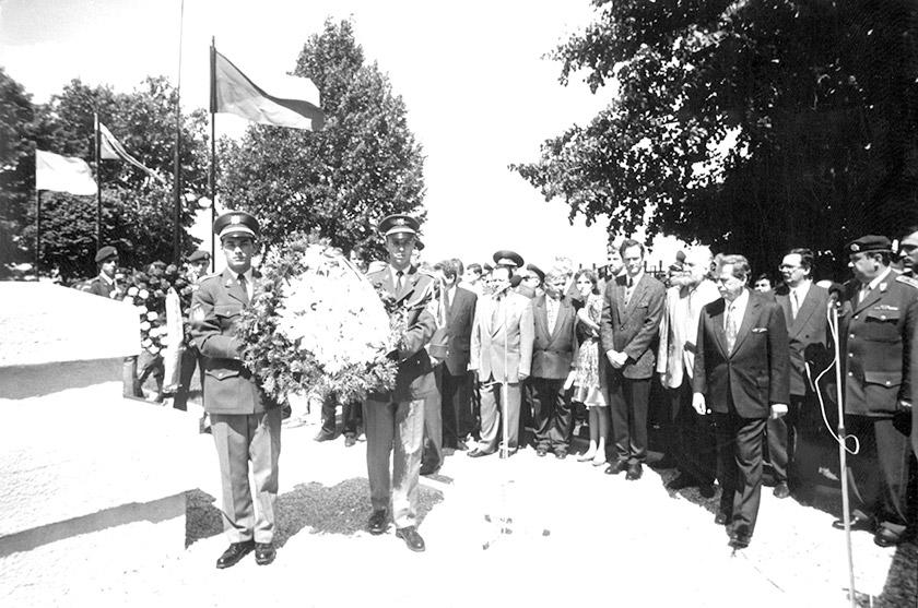 Президент Чеської Республіки Вацлав Гавел