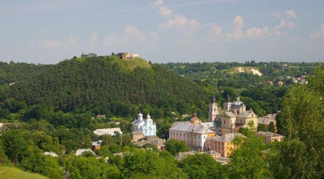 Панорама Кременця