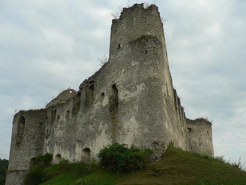 Замок-корабель у Сидорові