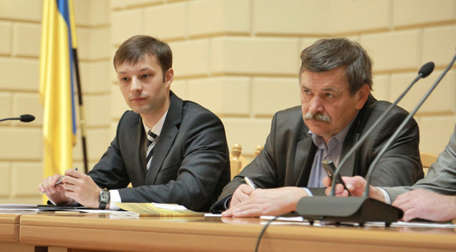 Михайло Батіг – активний учасник Асоціації випускників