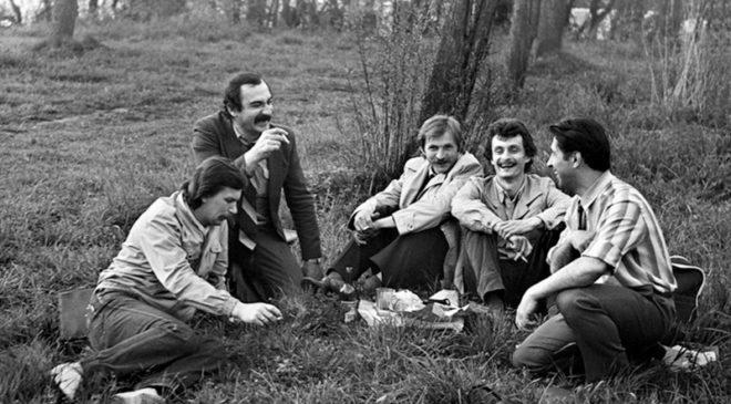 Ігор Білозір, Михайло Присяжний, Олег Ганущак, Максим Міщенко і Ярослав Базилевич