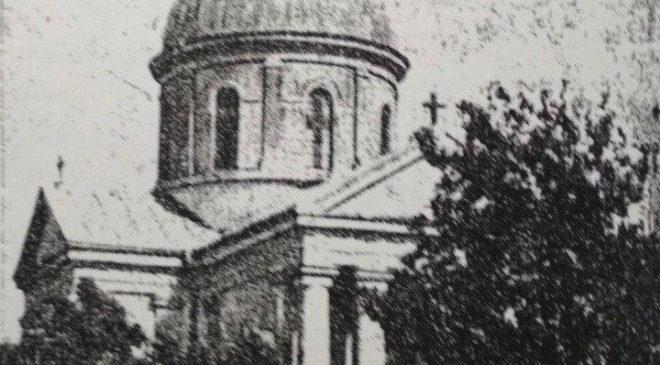 Церква св. Миколая в Старому Місті