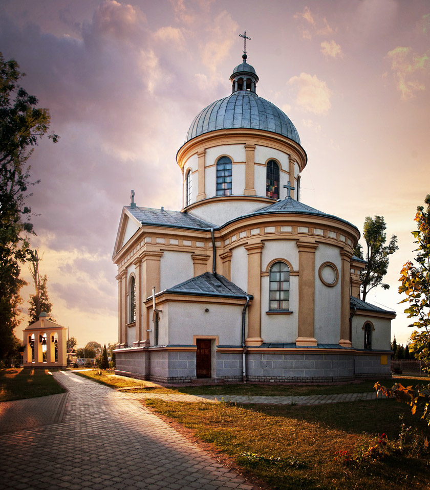 Сучасний вид церкви Святого Миколая