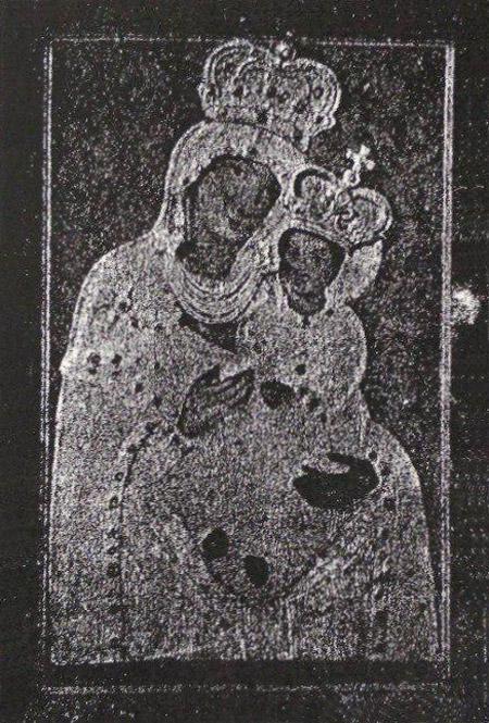 Лежайська ікона Божої Матері