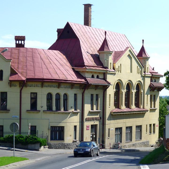 Колишній Український народний дім