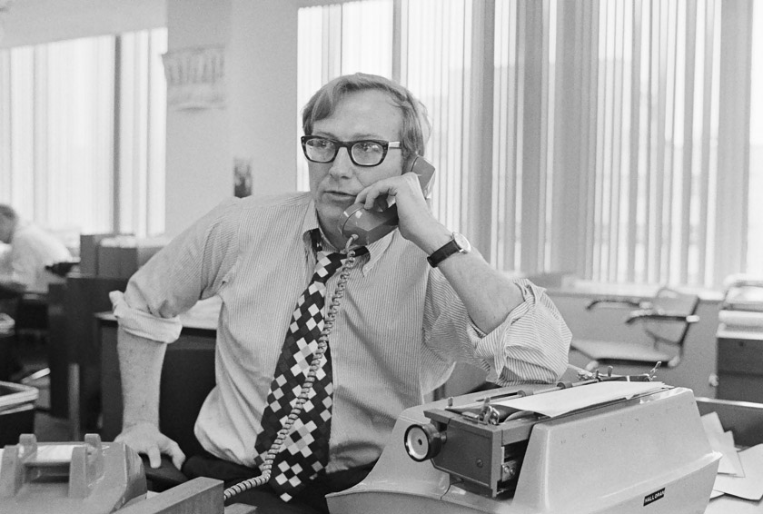 Репортер New York Times Семюел Херш
