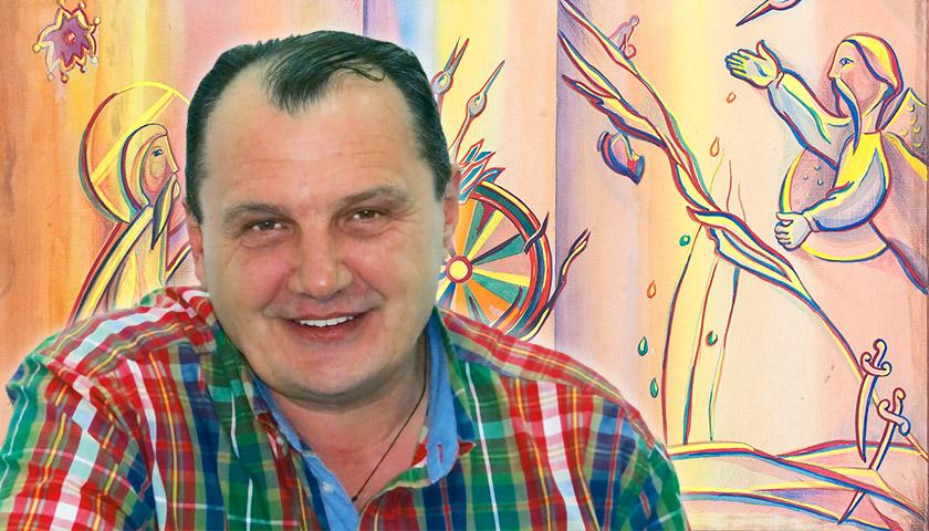 Іконічність живописання Тараса Григорука