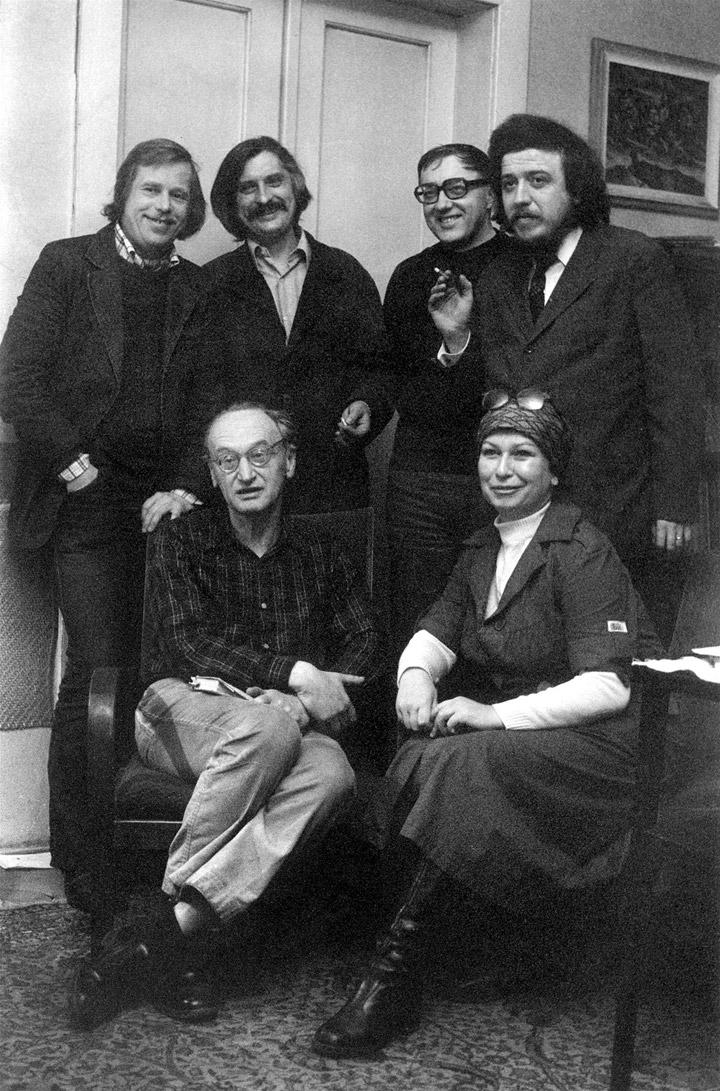 Учасники «Хартії 77»
