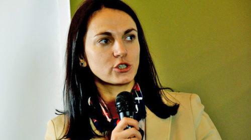 «Місія України – стримувати агресора», – Ганна Гопко
