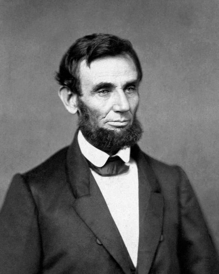 Перше фотографічне зображення нового президента