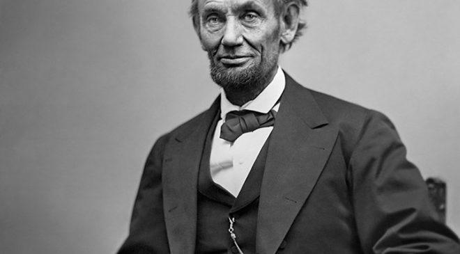 Фотопортрет Авраама Лінкольна за два місяці до вбивства