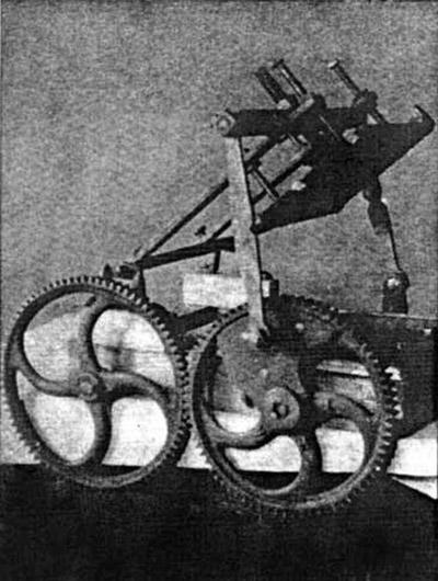 Ручний друкарський верстат «ґутенбергівка»