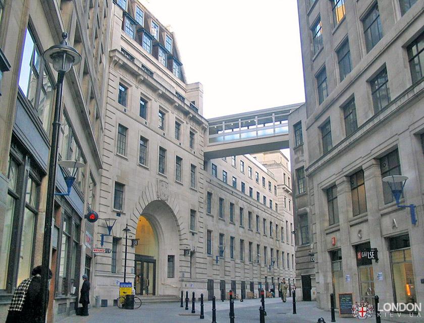 Лондонська школа економіки та політичних наук