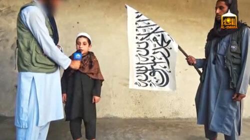 Руханка, автомати і діти: про що знімають відео терористи