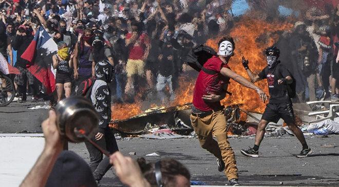 Намазати економіку на хліб: уроки чилійських протестів