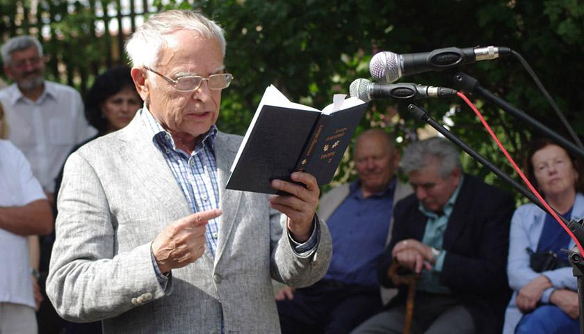 Дмитро Павличко і Кременець