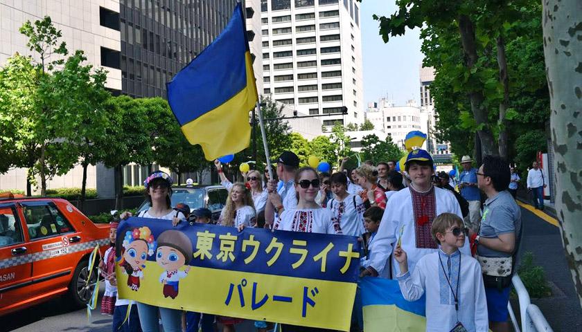 Українське культуртрегерство в Японії
