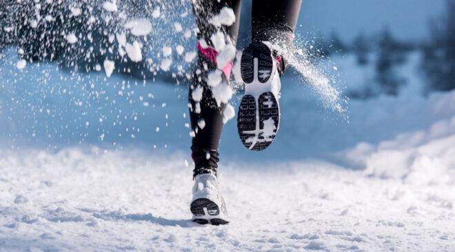 Біг взимку: основні поради