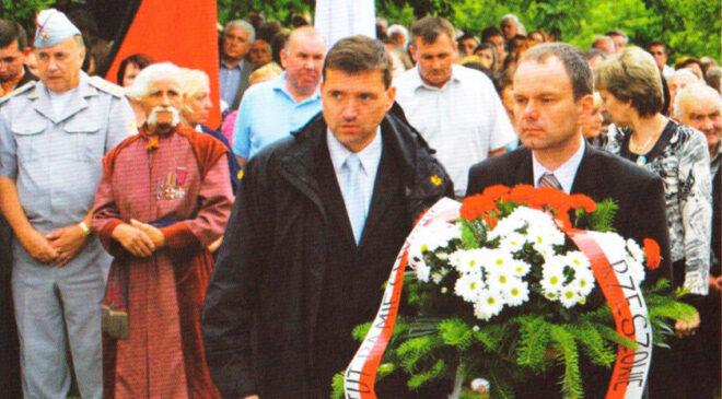 Польська делегація взяла участь у заходах до 70-річчя трагедії в Саліні