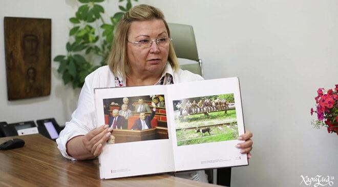 Лариса Івшина: «Досить бути жертвою в історії!»