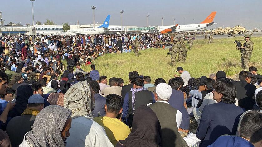 Масова евакуація з Афганістану