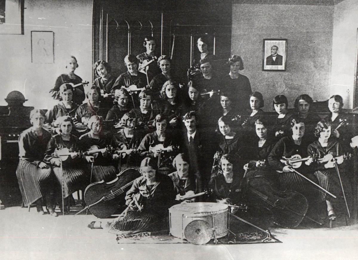 Камерний оркестр семінаристок